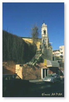 Samatya Ayios Minas Kilisesi