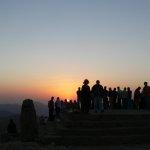 Nemrud Dağı, Doğu Terası