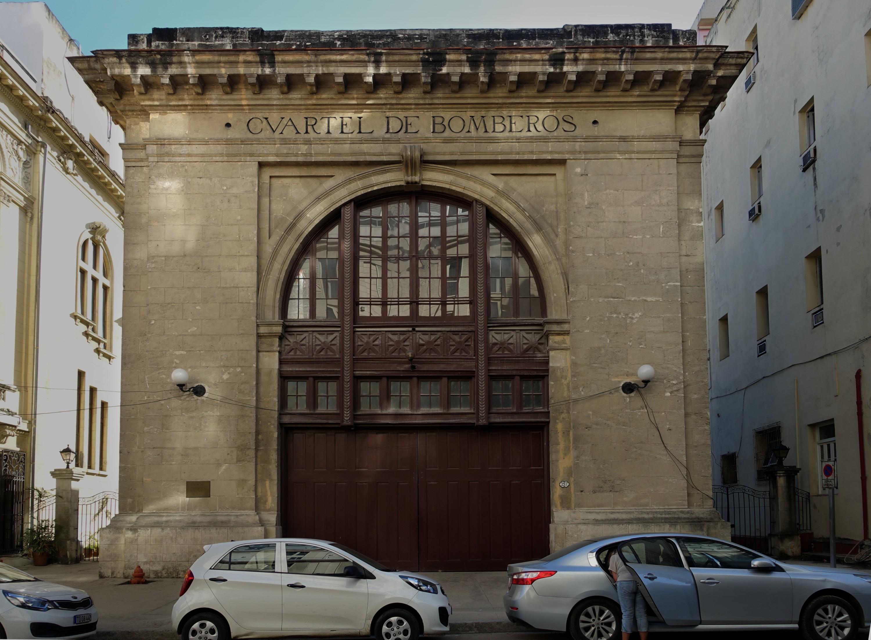 Eski itfaiye Binası